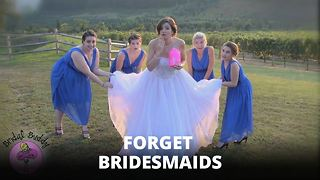 Say goodbye to bridesmaids with Bridal Buddy - Video