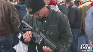 City of Tucson will temporarily stop destroying guns, challenge state law - Video
