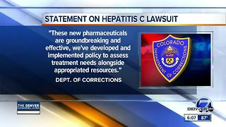 Lawsuit: By restricting life-saving Hepatitis treatments, Colorado prisons putting taxpayers on hook - Video
