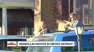 Dearborn raid leads to Hezbollah's roots in metro Detroit - Video