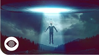 Was This Man Abducted By Aliens? - Video