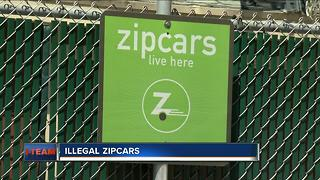 Milwaukee man assigned illegal Zipcars - Video