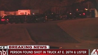 Shooting suspect in standoff with KCMO police
