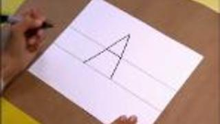 Handwriting: Capital Letter Basics - Video