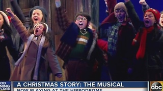 A Christmas Story: The Musical comes to the Hippodrome - Video