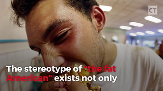 Liberal Myth Busted Us Isn't Even In Top Ten Most Obese Nations - Video