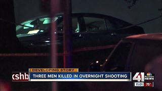 Police investigate triple homicide in KCMO - Video