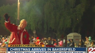 34th Bakersfield Parade - Video