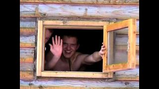 Hot! Sauna Car - Video