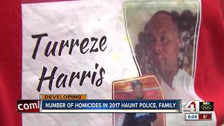 AdHoc mourns 227 homicide victims from 2017 - Video