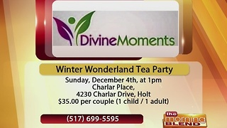 Divine Moments-12/2/16 - Video