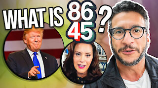 "Did Michigan Gov. Whitmer THREATEN Donald Trump? ""8645"" Explained - Viva Frei Vlawg"