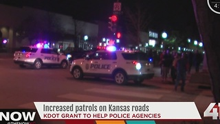 Kansas Highway Patrol to increase presence over Thanksgiving