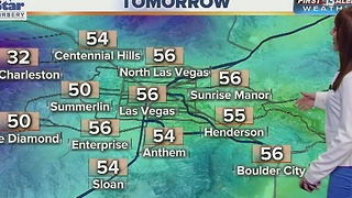 13 First Weather for Monday - Video