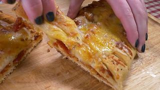 Learn how to make pizza braids! - Video