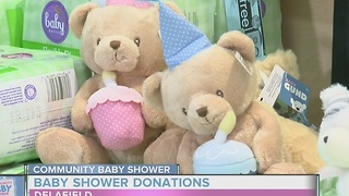 15th Annual TODAY'S TMJ4 Community Baby Shower a success - Video