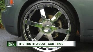 Car tire myths - Video