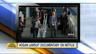 Hogan Lawsuit documentary now on Netflix - Video