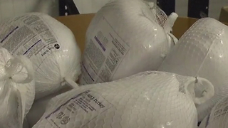 Treasure Coast Food Bank asks public for turkey donations - Video