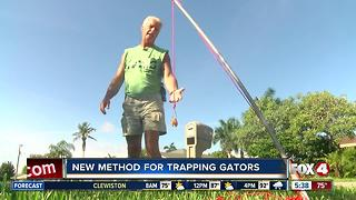 SWFL man starts petition to ban unattended baited hooks used to trap alligators - Video
