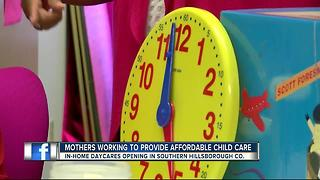 Moms concerned about day care shortage in south Hillsborough Co. - Video