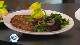 Giovanni's Ristorante West shares a recipe for Chicken Milanese - Video