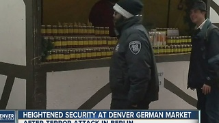 Colorado reactions to German X-mas market attack