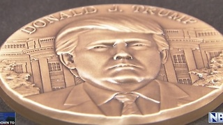 Green Bay company making the inaugural medallion - Video