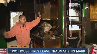 Neighbor Of Fatal Fire Victims Loses Everything - Video