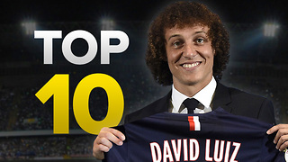 Top 10 Most Expensive Ligue 1 Signings - Video