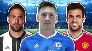 Lionel Messi To Leave Barcelona For Chelsea? | Transfer Talk - Video