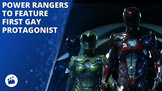 Power Rangers is breaking Hollywood boundaries! - Video