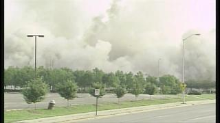 FROM 2001: Market Square Arena implosion - Video