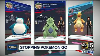 Banned from Pokemon Go? Let Joe Know takes a look - Video