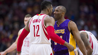 "Dwight Howard Reveals the Source of ""Fake"" Beef with Kobe Bryant - Video"