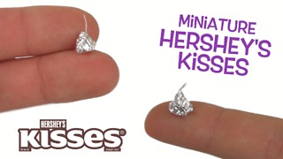 Miniature Hershey''s Kisses DIY - Video