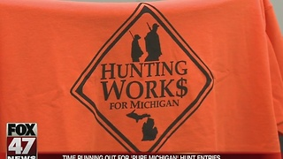 Deadline to register for Pure Michigan Hunt is Dec. 31 - Video
