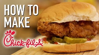 How to make Chick-fil-A - Video
