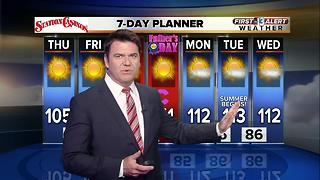 13 First Alert Weather for June 14 - Video