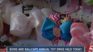 Bows & Ballcaps Hosts Annual Santa Breakfast - Video