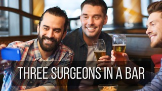 Three Surgeons in a Bar - Video