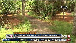 Lee Board of County Commissioners pursues purchase of Edison Farms land - Video
