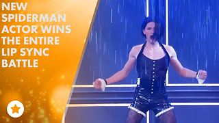 Is this the greatest Lip Sync Battle performance ever? - Video