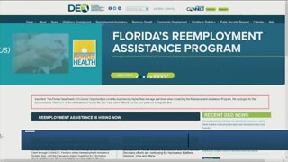 Sen. Chuck Schumer calls for inquiry into Florida's unemployment system