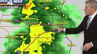 Brian Gotter's 12P Storm Team 4Cast - Video