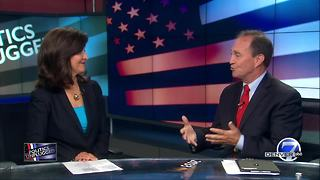 Colorado Congressman Ed Perlmutter is reconsidering his decision to leave politics - Video