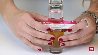Bar Tricks - Turning Water into Whisky - Video
