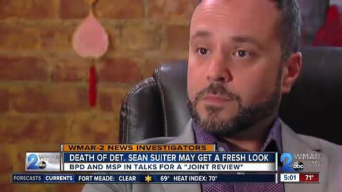 """New """"joint review"""" may give Det. Sean Suiter's death investigation a fresh look"""