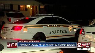 Attempted murder suicide - Video