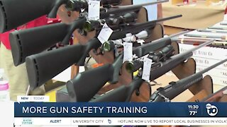 New program to provide gun safety training for San Diego County social workers